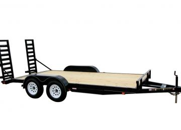 7X16HDEQDTFR EQUIPMENT TRAILER