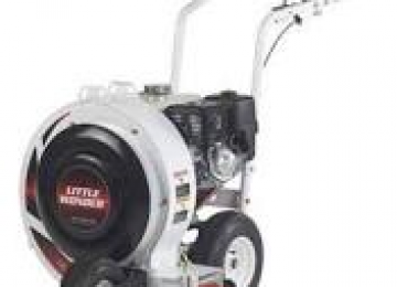 Little Wonder Optimax Blower