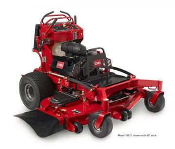 74504 Stand on mower